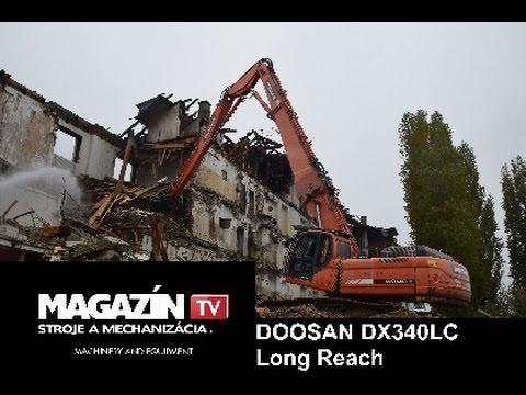 DOOSAN DX340LC