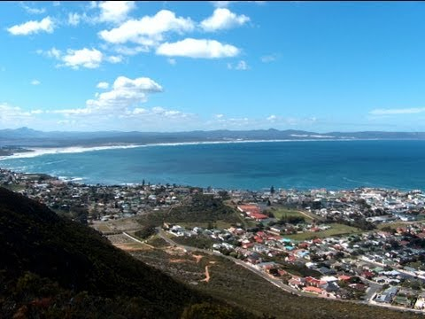 Hermanus as part of the Cape Whale Coast Route