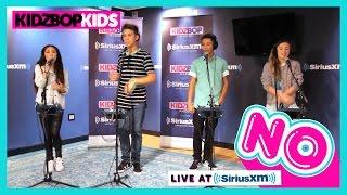 "KIDZ BOP Kids - ""NO"" A Cappella (Live at SiriusXM) [KIDZ BOP 32]"