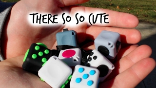 Mini fidget cube package !!