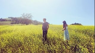 Alex & Sierra - Scarecrow (Official Video) [Behind The Scenes by Access Hollywood]