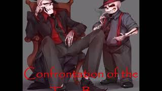 MafiaFell AU | Confrontation of the true boss | ASK BEFORE USE | MafiaFell Papyrus Theme