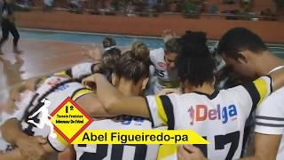 Torneio de futsal feminino Abel Figueiredo-PA