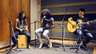 Bloppers - Andas en mi cabeza (Mulett Acordeón Cover) Chino y Nacho ft. Daddy Yankee
