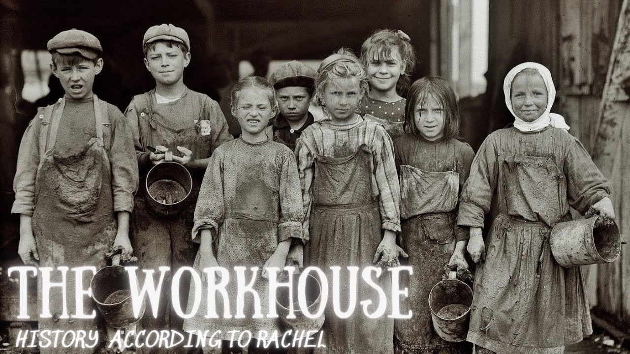 Ireland's Workhouses : A Forgotten History