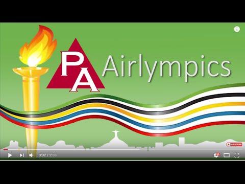 Video: Pyramyd Airlympics. Springer Zinger Challenge  | Pyramyd Air