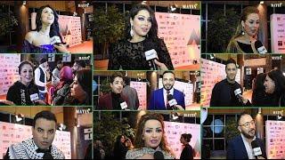 Les stars marocaines présentent leurs voeux pour l'année 2018