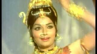 Parvati Dances for Shiva