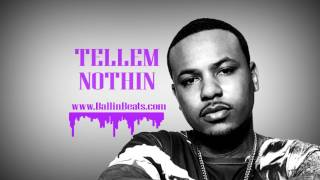 "[SOLD] ""TELLEM NOTHING"" Chinx Drugz French Montana Meek Mill sample type beat beats 2018 new  84 bpm"
