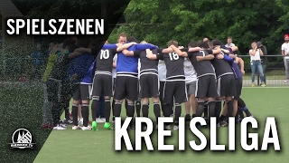 FC Pesch II - DJK Südwest (Kreisliga B, Staffel 1, Kreis Köln) - Spielszenen | RHEINKICK.TV