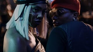 Tiwa Savage Ft.  Wizkid & Spellz  - Ma Lo ( Official Music Video )