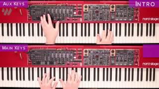 Love So Great - Hillsong Worship - Keyboard Tutorial