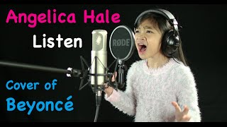"""""""Listen"""" Cover of Beyoncé by Angelica Hale (7 Years Old)"""