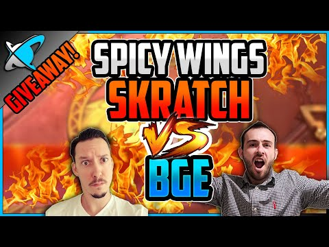 ⚡SPICY WINGS... Skratch vs BGE... RNG Fail !?⚡ | 5 CHICKENS GIVEAWAY  | RAID: Shadow Legends