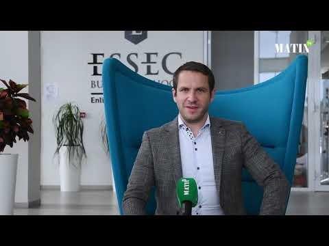 Video : Entretien avec Loïc Jaegert-Huber, professeur énergie et développement durable en Afrique-ESSEC