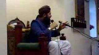 Owais Raza Awesome Video- Jab Karam Hotha Heh