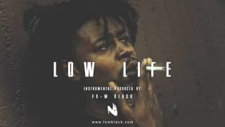 LOW LIFE - INSTRUMENTAL DE RAP | UNDERGROUND | BASE DE RAP | HIP HOP BEAT | Fx-M Black