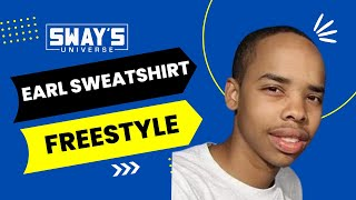 Earl Sweatshirt Freestyles on Sway in the Morning