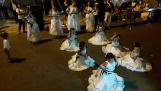 Grupo de danza AMAMBAY - CASCADA - 19/11/2016 -Parte 1