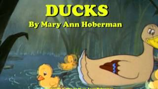 A Poem Is... | Ducks | Disney Junior