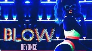 Beyoncé - Blow (Letra En Español)