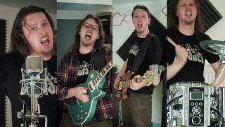 """Morningtown Ride"" - Metal Cover (The Seekers) #SMGOldiesButBaddies"