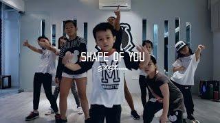MDS | Kids Dance (Ed Sheeran - Shape Of You) by Fara
