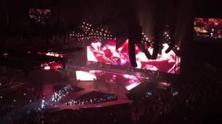 Justin Bieber - Let Me Love You Live at O2 Arena London 11/10/16