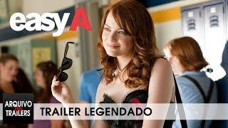 A Mentira (Easy A 2010) - Trailer Legendado