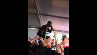"Hopsin performs ""I Just Can't"" at Soundset 2015"