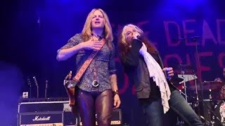 Welcome Doug Aldrich - The Dead Daisies @ Musikmesse 2016