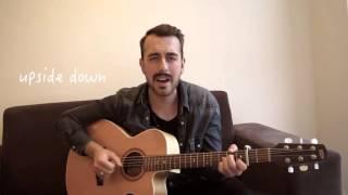 Jamie Vincente - Upside Down   Acoustic Cover (Paloma Faith)
