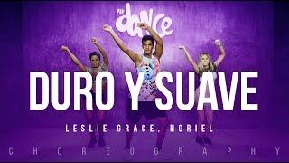 Duro y Suave - Leslie Grace, Noriel | FitDance Life (Coreografía) Dance Video