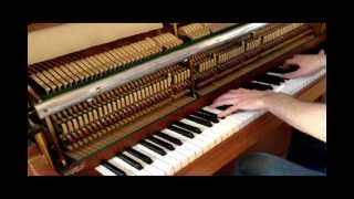 Kavinsky - Odd Look (BMW-i) [PIANO Cover]
