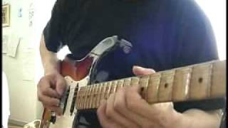 Child in Time (Deep Purple) Live in japan (Made in Japan ) SOLO-Rune Blade