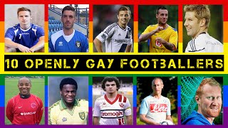 10 Openly Gay Footballers in The History of World Football width=