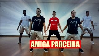Thiago Brava- Amiga Parceira .Part.MC Pikeno e Menor/ Coreografia Cia by Marinho.