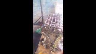 Tiempo o cambio de cadena en Mazda 3 Modelo2006  Motor 2.0