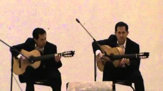 Guitarras Magicas/Guitarras de Luna, Morena de mi corazón, en vivo Paracho, Mich. Marzo 2013