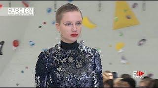 ARTHUR ARBESSER Fall 2019 Milan - Fashion Channel