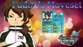 Fudou's Moveset In Inazuma Eleven Go Strikers 2013
