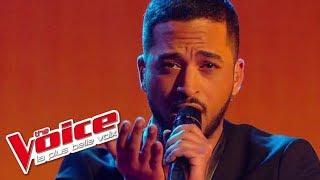The Voice 2016│Slimane - « Les Yeux de la Mama » (Kendji Girac)│Prime 2