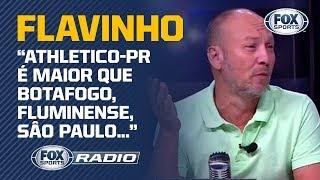 Athletico-PR é maior que Botafogo, Fluminense, São Paulo, Corinthians...?