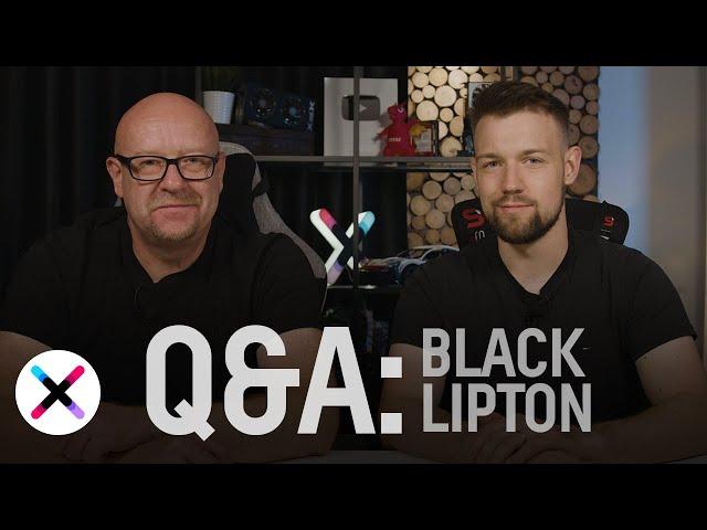 ODPOWIADAMY NA WASZE PYTANIA! 📣 | Q&A @TechLipton  i @blackwhite TV