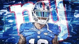 Odell Beckham Jr Highlights 2016-17 '' Look at me''XXXTentacion