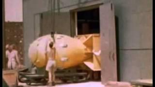 Momentos previos a los bombardeos a Hiroshima y Nagasaki (Segunda guerra mundial)