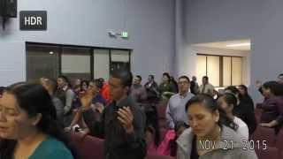 Grupo de Alabanza -  Pastor Marvin Espina