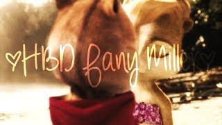 Alvin x Brittany ft Jeanette (Alvin y las ardillas) - No me rendiré || HBD Fany Miller
