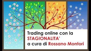 Registrazione webinar sulla stagionalità
