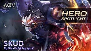 AOV - Hero Spotlight : Skud